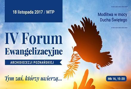 IV Forum Ewangelizacyjne